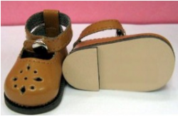 Shoes with Buckle